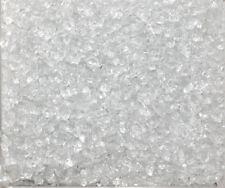 GLASGRANULAT 1 kg Granulat 1-2 mm Glitzer 1000 g 92 SILBER GLITTER