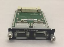Dell PowerConnect 6200 CX4 Dual Port Stacking Module Card 0YY741 YY741