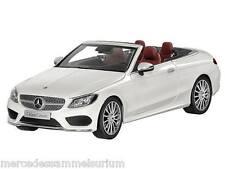 Mercedes Benz A 205 Classe C Cabriolet avec Toit souple 1 blanc:18