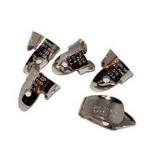 Metal los dedos índice y pulgar Selecciones Púas-Dunlop-Ideal Para Banjo