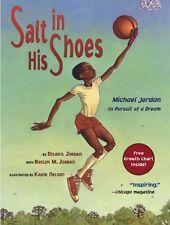 Salt In His Shoes: Michael Jordan In Pursuit Of A