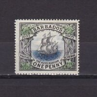 BARBADOS 1906, SG# 152, CV £19, Ship, MH