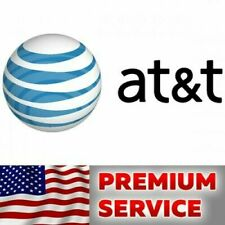 AT&T USA XR/XS/XS MAX/11/11 PRO/11PRO MAX Active on Another AT&T Account