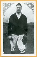 Baseball Postcard of John Gillespie -- 1922 Reds?