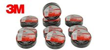 Black Electrical Tape 3M TEMFLEX 1700 Premium Grade 3/4