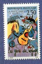 TIMBRE FRANCE 1992 LES GENS DU VOYAGE NEUF