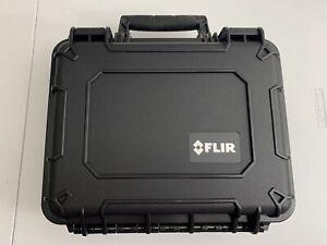 "FLIR 13"" Hard Case For Camera/Equipment Waterproof Vented Empty Foam Travel"