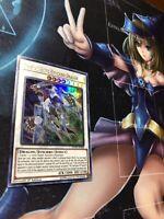 Yugioh Crystal Wing Synchro Dragon Ultra Rare DUPO 1st Ed Near Mint