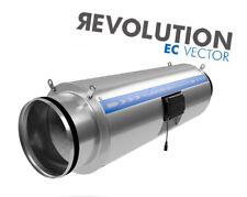 """10""""L Revolution Vector EC Fan (Silenced) - 2077m3/h"""