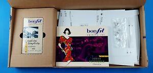 Bonfit Bodice L Patterner Sewing Templates Pattern Instructions VHS