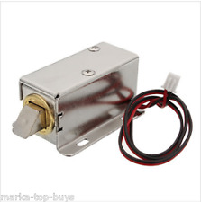 12V Stainless Steel Electronic Access Control Lock for Cabinet Drawer Safety Box