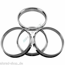 4 Anelli di centraggio Alluminio Alluminio 67,1 -63, 4 FORD,MAZDA,VOLVO