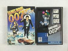 James Bond 007 Le Jeu / Jeu De Société Complet, Descartes 1989