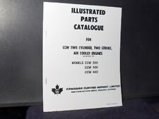 Ccw snowmobile engine service manuals Raider Skiroule