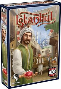 Istanbul Board Game SEALED UNOPENED FREE SHIPPING