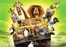 Contemporary (1980-Now) Cartoon Animals Art Posters