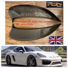 Porsche 981 Cayman Boxter Carbon Fiber Side Pods Air Vents Scoops