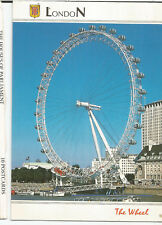 LONDON - the WHEEL; p/m MOUNT PLEASANT 2002 *b3