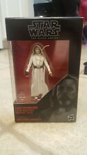 "Star Wars Black series RARE JEDI MASTER LUKE SKYWALKER 3.75"" figure 2017"