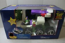 Toy Story Buzz Lightyear R/C Rescue Vehicle