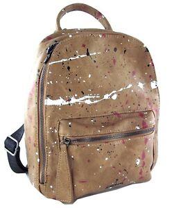 Desigual Rucksack 20WAKP48 - BACK_SKY SPLATTING NAZCA MINI Backpack