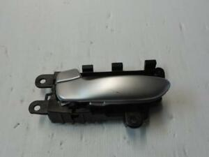 KIA CERATO YD LEFT REAR INNER DOOR HANDLE 04/13-ON 13 14 15 16 17 18