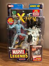 MARVEL LEGENDS ICEMAN SERIES VIII TOYBIZ NIB NEW X-MEN