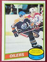 Wayne Gretzky 2nd Year 1980-81 O-Pee-Chee OPC #250