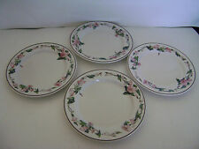 "Villeroy & Boch PALERMO Lot of 4 Bread & Butter Desert Plates 6 5/8"" Replacement"