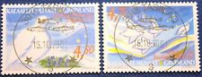 Greenland Series 2001 Christmas Stamps Arctic Grouse Bird LUXUS - Full Date CTO