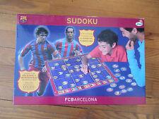 JEU DE SUDOKU DU FC BARCELONE