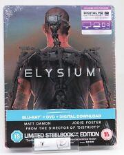Elysium (Steelbook) [Limited Edition] (Blu-ray) UK Version