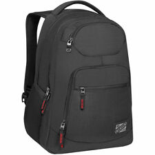 "NEW OGIO TRIBUNE 17"" LAPTOP BACKPACK BLACK RUCKSACK BAG NOTEBOOK PADDED TRAVEL"