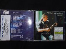 CD THE MARK MICHAEL BAND / STEPPIN' STONE /
