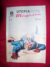 Utopia Magazin Nr. 8    orig. Heft im prima Zustand