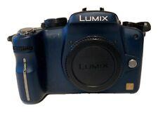 Panasonic LUMIX DMC-G1 12.1MP Appareil photo numérique-bleu (corps seulement)
