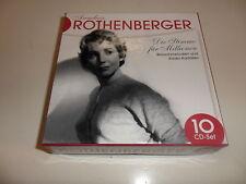 CD  Anneliese Rothenberger - Die Stimme für Millionen (10CD-Set)