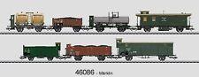 Märklin 46086 Güterwagen-Set.Epoche I #NEU in OVP#
