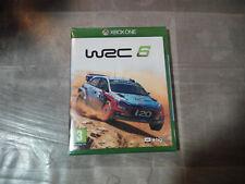 WRC 6, PAL ESPAÑA ¡¡¡ NUEVO Y PRECINTADO !!!