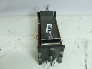 Current Shunt Resistor AMW 86 Max Current 75A Impedance 0.12 ohm *Working*