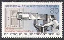 Germania (B) 1985 TV/Entertainment/RADIO/TELEVISIONE/Trasmissione/fotocamera 1 V n27537