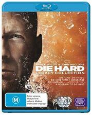 Die Hard - 25th Anniversary Legacy Collection Blu Ray box set