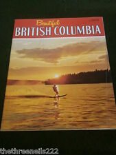 BEAUTIFUL BRITISH COLUMBIA - SUMMER 1980 - NUGGET ROUTE - NELSON HERITAGE CITY