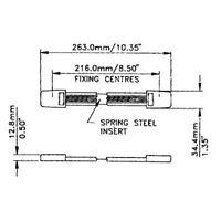 Marshall Amplifier Handle (Black)