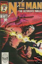 Nth Man: The Ultimate Ninja #1-16 Set Marvel Comics