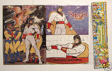 SPACE GHOST PUZZLE ARGENTINA RARE HANNA BARBERA MIP '84