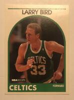 1989-90 NBA Hoops Larry Bird #150 Boston Celtics HOF