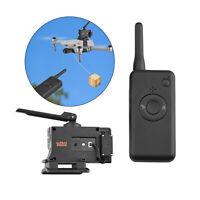 Payload Air Drop Drone Thrower Release Device Kit for DJI Mavic Phantom 3 4