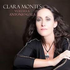 CLARA MONTES-VUELVO A ANTONIO GALA-CD