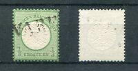 5229) DEUTSCHES REICH 1872 - Mi.Nr. 17 b gestempelt, BRUSTSCHILD